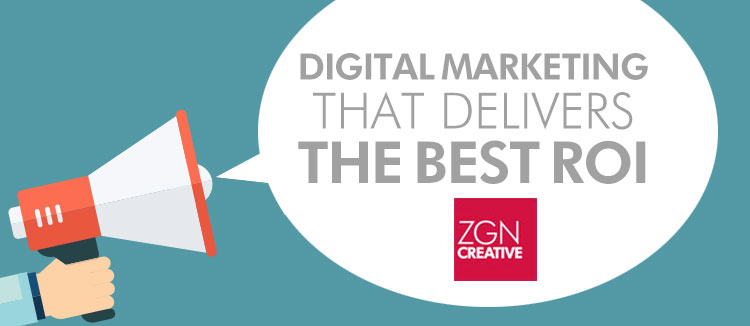 ZGN Creative Digital Marketing that delivers best ROI