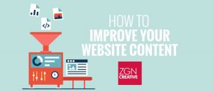 How To Improve Your Website Content